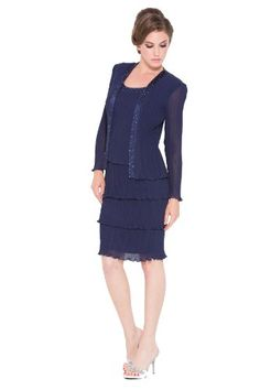 Short, layered Mother of the Bride Dress 5015NX-NAVY-L NariaNNa,http://www.amazon.com/dp/B00EXWD6OI/ref=cm_sw_r_pi_dp_ENG0sb1RAXMDBE4Z