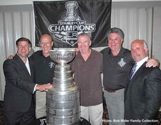 """LA Kings Broadcasters On The Lockout: """"Get It Done. Let's Start Playing"""""""