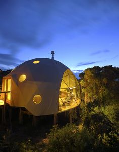aa791475dc5fa2 Tanzania s newst resort and safari is more than just your average glamping  in luxury dome yurts