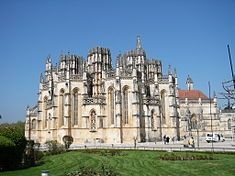 Batalha Monastery - Wikipedia, the free encyclopedia