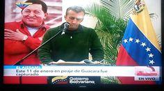 Hace pocos días los organismos de Seguridad del Estado arrestaron en el estado Carabobo al diputado Gilbert Caroperteneciente al grupo fascis