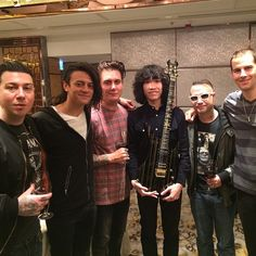 Avenged Sevenfold with Jackel Pun ♥