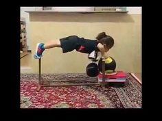 Anak Kecil dengan kekuatan SUPER !!! - YouTube