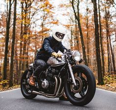 1983 Honda CB750 K(Z) by Hookie Co.