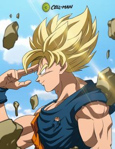 DeviantArt is the world's largest online social community for artists and art enthusiasts, allowing people to connect through the creation and sharing of art. Dragon Ball Z, Goku All Forms, Goku Manga, Goku Pics, Dragon Images, Animes Wallpapers, Kawaii Anime, Drawings, Son Goku