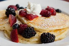 Buttermilk Pancakes, via Flickr.