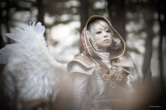 Fallen Angel - Heroes of Might & Magic 5 Cosplay by MiYo