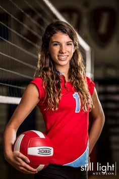 Volleyball Portrait Photography | Volleyball Portrait / Photo / Picture Ideas on…