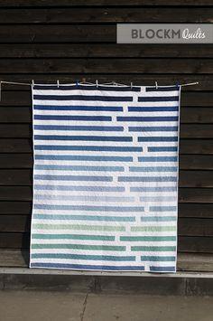 block M quilts: Regatta Quilt Pattern Release