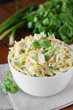 Sweet-Sour-Slaw-Image Healthy Cooking, Cooking Recipes, Healthy Recipes, Sweet And Sour Slaw Recipe, Amish Macaroni Salad, Celery Rib, Slaw Recipes, Italian Salad, Cabbage Slaw
