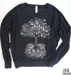 Women's Roots Pullover