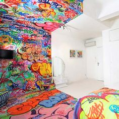 MARQ / imagen / The Panic Room, Au Vieux Panier hotel / Marsella, Francia