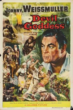 1955 movie posters | Devil Goddess Movie Posters From Movie Poster Shop