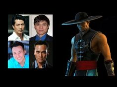 Comparing The Voices - Kung Lao
