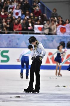 Yuzuru Hanyu Photos - ISU Grand Prix of Figure Skating 2014/2015 NHK Trophy - Day 2 - Zimbio