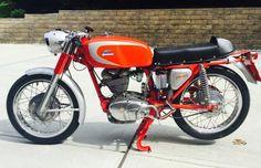 Ducati 250 Mach 1 - Left Side