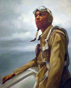 Anna Valdez, Kent Williams, Tuskegee Airmen, Joining The Military, Fighter Pilot, National Portrait Gallery, World War Ii, Vietnam, History