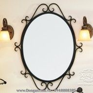 Một tấm gương sắt cũng có thể là nghệ thuật hoàn hảo cho không gian bức tường.Khung gương bằng sắt mỹ thuật bao gồm nhiều phong cách thiết kế nội thất khác nhau cho phù hợp với những không gian trang trí phòng theo phong cách cổ điển hay hiện đại. http://www.noithatmy.com/trang-tri-noi-that-1/khung-guong-trang-tri/