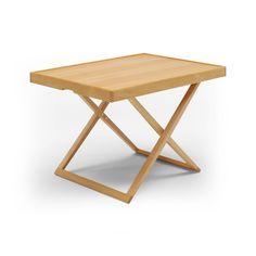 Folding Table by Mogens Koch - MK98860 - Carl Hansen & Søn