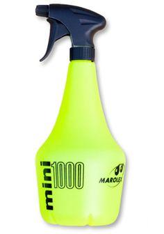 Os modelos Mini 500 e Mini 1000 são pulverizadores de gatilho com capacidade de volume 0,5 e 1 litros. Eles são perfeitos para a pulverização e rega das plantas em casa, estufa, jardins, terraços e varandas.     Eles podem ser também usados para vários trabalhos domésticos quando a pulverização for necessária.