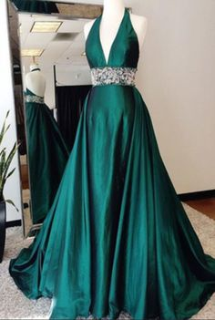 Elegant Prom Dresses, A Line Evening Dresses, Long#prom #promdress #dress #eveningdress #evening #fashion #love #shopping #art #dress #women #mermaid #SEXY #SexyGirl #PromDresses