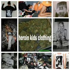 Www.Store-heroinkids.de - sex & drugs clothing - Berlin - cocaine chic - grunge & dope