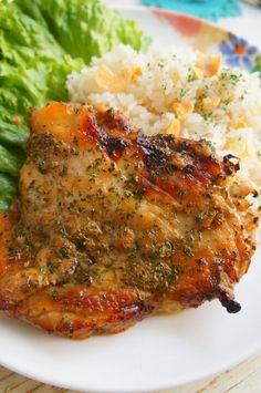 Home Recipes, Meat Recipes, Asian Recipes, Chicken Recipes, Cooking Recipes, Ethnic Recipes, Jerk Chicken, Tandoori Chicken, Food Menu