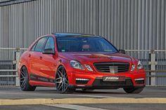 2010 Mercedes-Benz E63 AMG (W212) by Fostla и PP-Performance