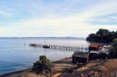 A Marin County must: China Camp