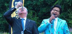 Goede vangst tijdens Haring Party MKB netwerk Roosendaal