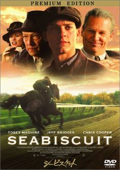 Sea biscuit ♡ This movie gives me goosebumps...