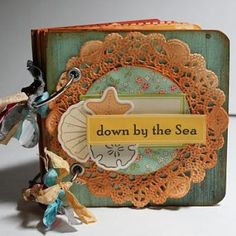 mini scrapbook ideas - Google Search