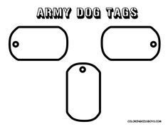 military hat templates for kids printables - - Image Search Results Army Cats, Preschool Crafts, Crafts For Kids, Community Helpers Preschool, Dog Tags Military, Coloring Pages For Boys, Anzac Day, Activities For Kids, Templates