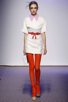 Olympia Le-Tan Spring 2016 Ready-to-Wear Collection Photos - Vogue