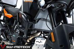 KTM 1090 Adventure 1290 Super Adventure SW~Motech Black Crash Bars