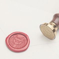 Gundii Accessories Sealing stamp designed by www.knkdevelop.lv