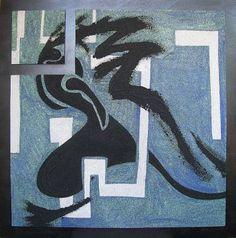 "Saatchi Art Artist Elena Reggiani; Drawing, ""Ombre"" #art"