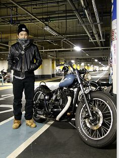 カワサキ 250TR ストリートスナップ 酒井 順平さん【STREET-RIDE】ストリートバイク ウェブマガジン