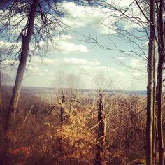 Deer Run Trail @ O'Neil Woods Metro Park, Photo by nathanckemp