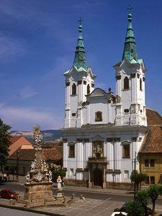 Piarista templom -Vác