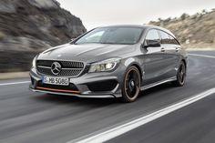 """Pour le lancement de son nouveau """"break de chasse"""" en janvier 2015, Mercedes va en proposer une série limitée à la manière de ses traditionnelles """"Edition One"""" suréquipées. L'Orange Art Edition va ..."""
