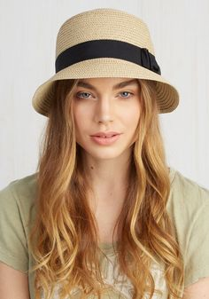 Cloche to Home Hat