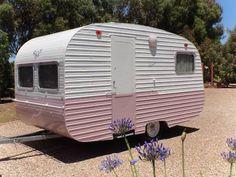 LOVE THIS!!! VINTAGE,CLASSIC, RETRO, HOT ROD, 12FT10 CARAVAN GYPSY | Caravans | Gumtree Australia