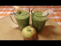 Zdrowy Koktajl - Jarmuż z Ananasem i Jabłkiem
