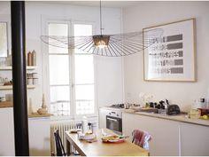 Petite Friture Vertigo Taklampa Stor Svart | Belysningsdesign.se