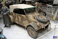 1940 Volkswagen Kübelwagen Typ 82 Army Vehicles, Armored Vehicles, Audi Gt, Volkswagen 181, Vw Fox, Cool Jeeps, Military Camouflage, Jeep Truck, Car Wheels