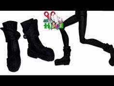 САПОГИ КОТА НУАРА/ООАК СУПЕРКОТ/Miraculous LadyBug/ Muza Rukodeliya  - YouTube