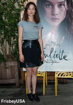 "Àstrid Bergès-Frisbey at the premiere of ""Juliette"""" (2013)"