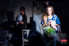 Playing in rep with The Caretaker, Charlotte Keatley's classic all-women play My Mother Said I Never Should at The Lantern Theatre, where it also claimed a series of high praise awards for its 4-strong cast, Rhea Little, Jackie Jones, Jessica Olwyn and Caitlin Clough.
