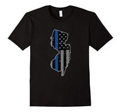 New Jersey Police & Law Enforcement Thin Blue Line Shirts - Male Small - Black Shoppzee Police & Law Enforcement Shirts http://www.amazon.com/dp/B016X7Q5PM/ref=cm_sw_r_pi_dp_8K9Swb0WZYR36